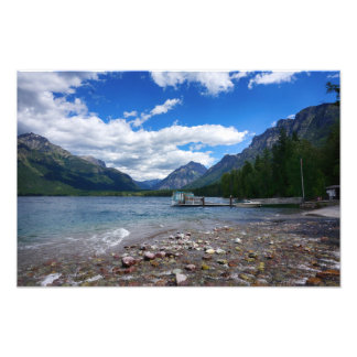 Lake MacDonald Photo Print