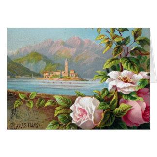 Lake Maggiore Christmas Card