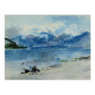 Lake Maggiore Postcard