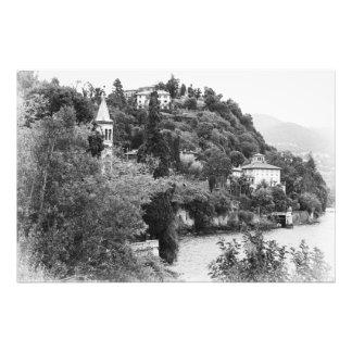 Lake Maggiore View Photo Print