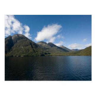 Lake Manapouri Postcard