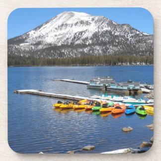Lake Mary- Mammoth, CA Drink Coasters