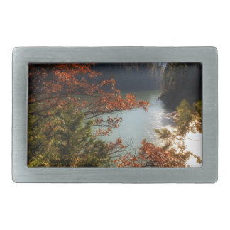 Lake McCloud Rectangular Belt Buckles