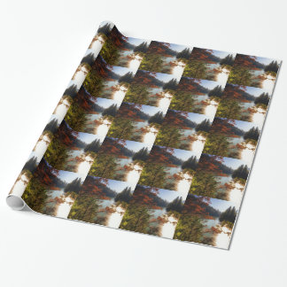 Lake McCloud Wrapping Paper