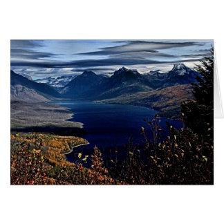 Lake McDonald Overlook Card