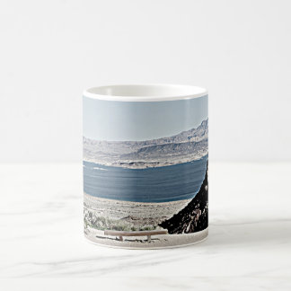 Lake Mead in Grit Coffee Mug