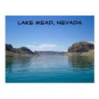 Lake Mead near Las Vegas Nevada Postcard