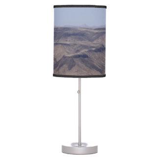 Lake Meade National Recreational Area Lamp