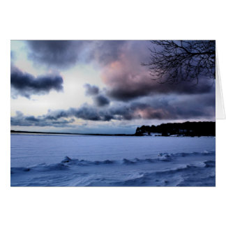 Lake Mendota Card