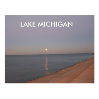 LAKE MICHIGAN POSTCARD