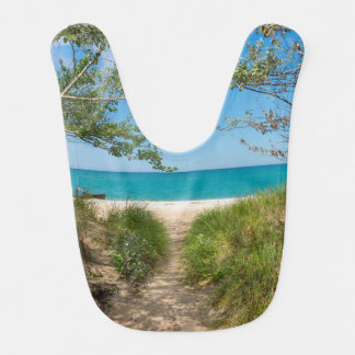 Lake Michigan Tranquility Bib