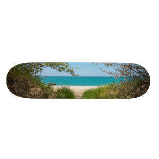 Lake Michigan Tranquility Skateboards