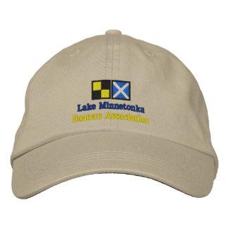 Lake Minnetonka, Boaters Association Embroidered Baseball Cap