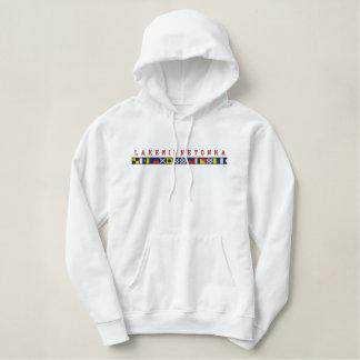 Lake Minnetonka Nautical Code Flag Sweatshirt
