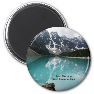 Lake Moraine Magnet