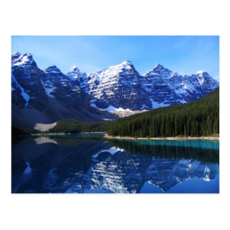 Lake Moraine Postcard