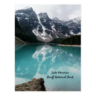 Lake Moraine Postcard