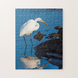 Lake Murray. San Diego, California Jigsaw Puzzle