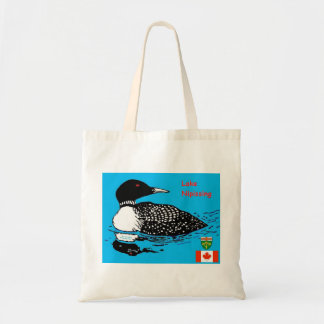 Lake Nipissing, Onatario-Canada Tote Bag