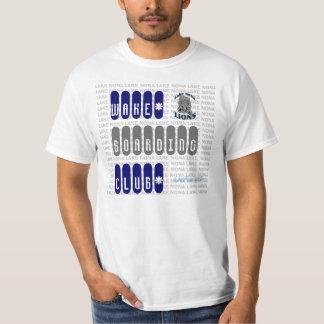 lake nona wakeboarding club- Tshirt