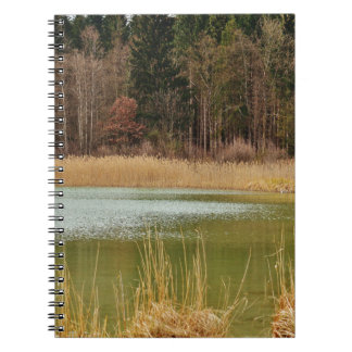 Lake Notebook