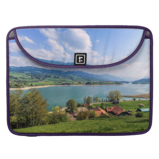 Lake of Gruyere, Switzerland Sleeve For MacBooks