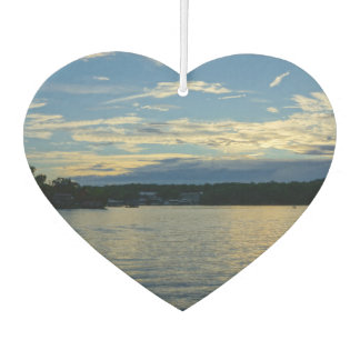 Lake Of The Ozarks Blue Sunset Air Freshener