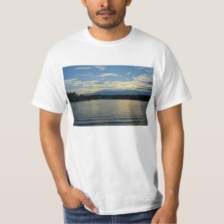 Lake Of The Ozarks Blue Sunset T-Shirt