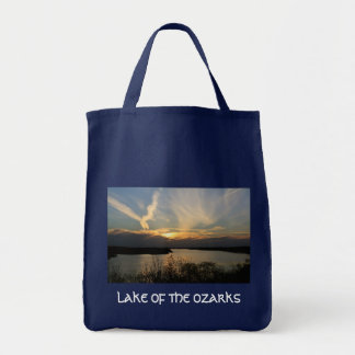 LAKE OF THE OZARKS GROCERY TOTE