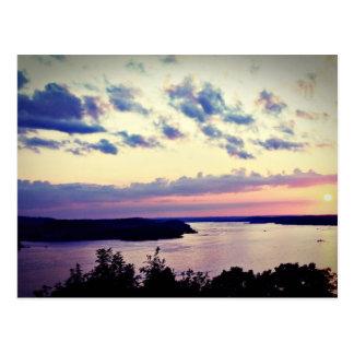 lake of the ozarks, Missouri Postcard