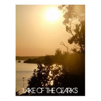 LAKE OF THE OZARKS POSTCARD 2012