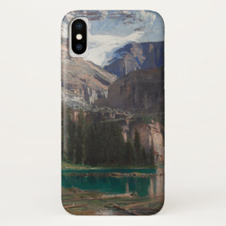 Lake O'Hara by John Singer Sargent, Victorian Art Case-Mate iPhone Case