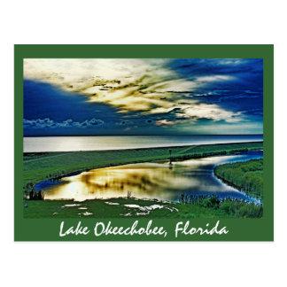 Lake Okeechobee, Florida, U.S.A. Postcard