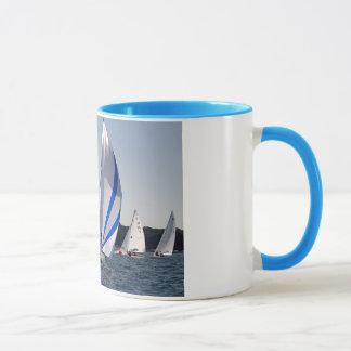 Lake Okoboji e-scows mug