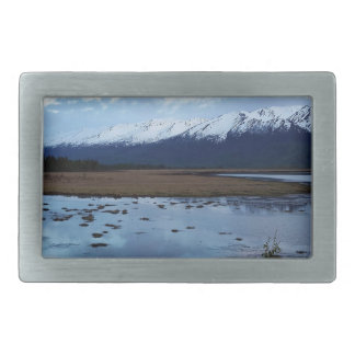 Lake on Maud Road Belt Buckle