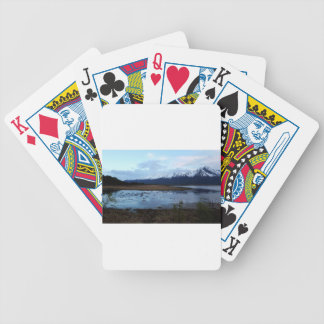 Lake on Maud Road Bicycle Playing Cards