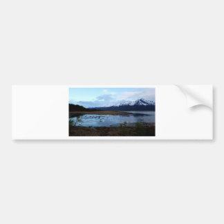Lake on Maud Road Bumper Sticker