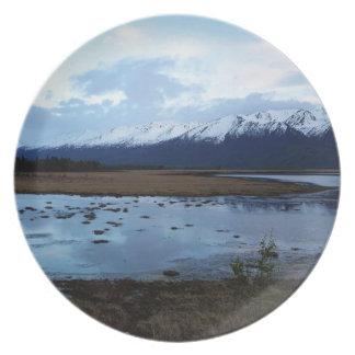 Lake on Maud Road Plate