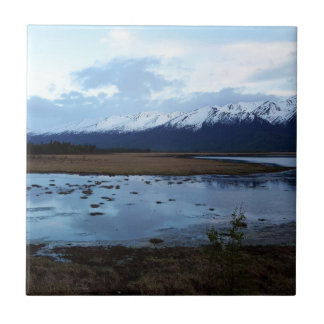 Lake on Maud Road Tile