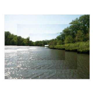 Lake Penny Postcard