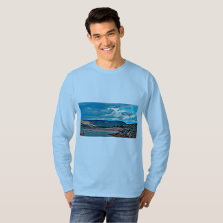 Lake Pleasant Boat Ramp Men's Long Sleeve Tee