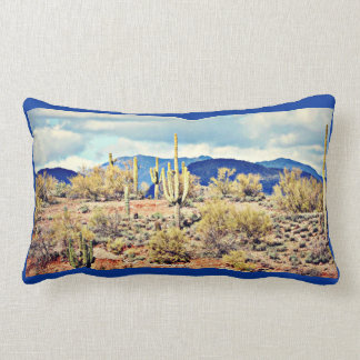 Lake Pleasant Landscape Pillow