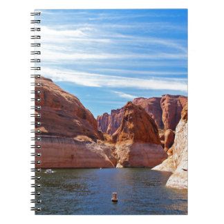 lake-powell-5068 spiral notebook