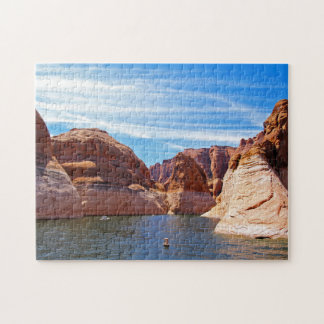 Lake Powell Arizona Jigsaw Puzzle