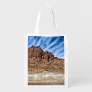 Lake Powell, Arizona Reusable Grocery Bag