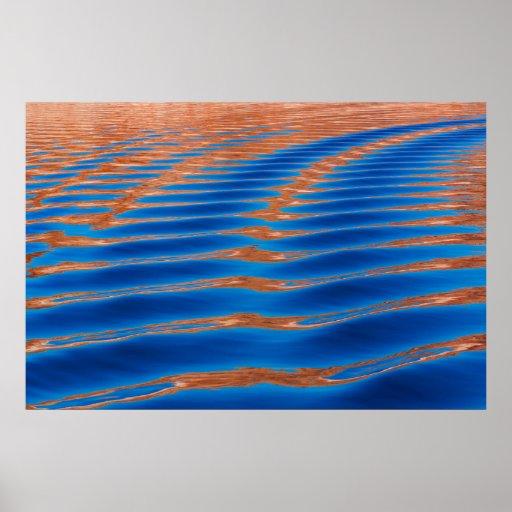 Lake Powell   Glen Canyon, UT Poster