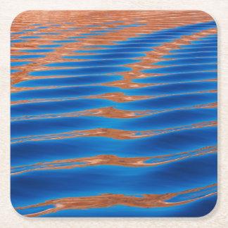 Lake Powell | Glen Canyon, UT Square Paper Coaster