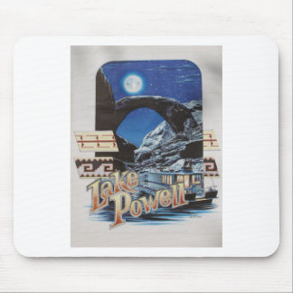 Lake Powell Moonlite Scenic Mouse Pad