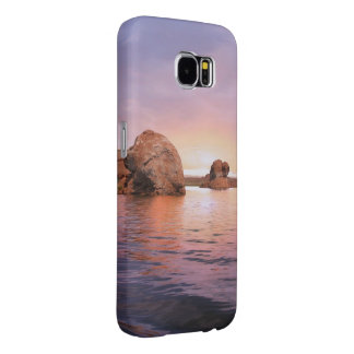 Lake Powell Sunset Samsung Galaxy S6 Cases