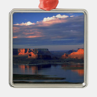 Lake Powell Utah Metal Ornament